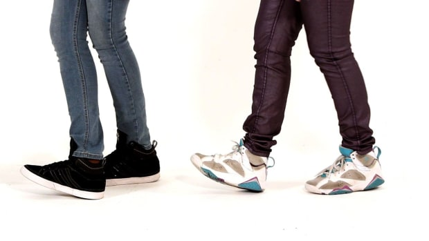 K. How to Do the Heel Toe Hip-Hop Dance Move for Kids Promo Image