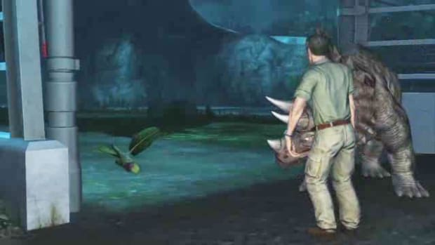 F. Jurassic Park The Game Walkthrough Episode 1 - The Intruder - Part 6 Promo Image