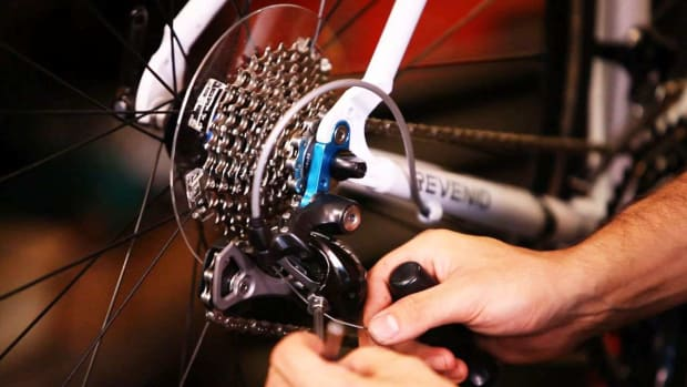 ZM. How to Adjust Bicycle Gears & Derailleurs Promo Image