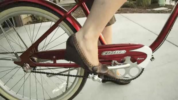 C. How to Bike in High Heels Promo Image