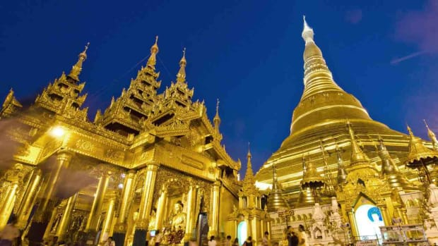 A. Top 8 Places to Visit in Yangon Promo Image