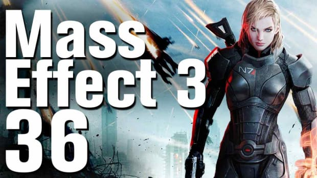 ZJ. Mass Effect 3 Walkthrough Part 36 - Utukku - Rachni Queen Promo Image