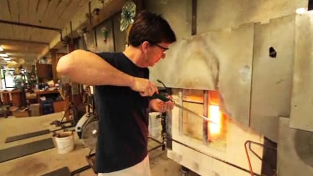 S. History of Glassblowing Promo Image