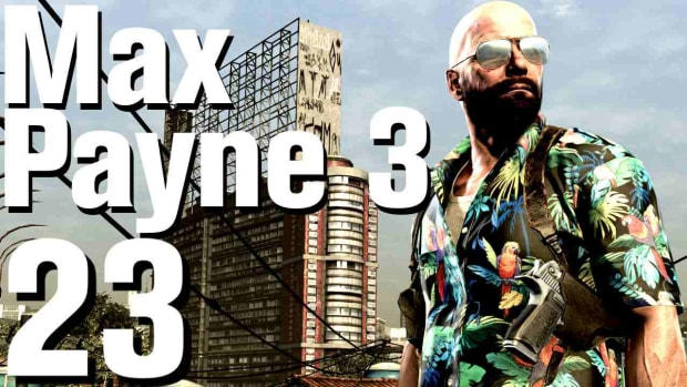 W. Max Payne 3 Walkthrough Part 23 - Chapter 7 Promo Image