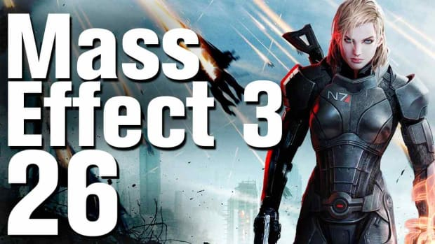 Z. Mass Effect 3 Walkthrough Part 26 - Cerberus Lab - Sanctum Promo Image