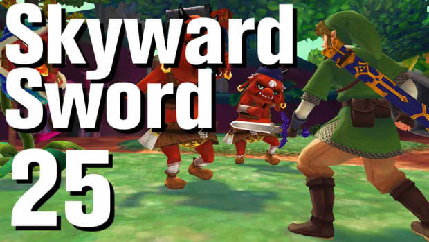 Y. Zelda: Skyward Sword Walkthrough Part 25 - Boss Fight - Demon Lord Ghirahim Promo Image