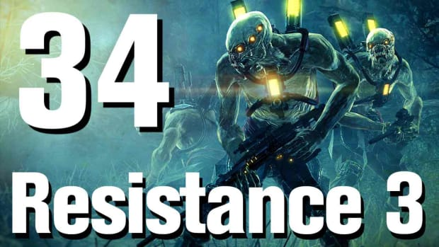 ZH. Resistance 3 Walkthrough Part 34: Retribution Promo Image