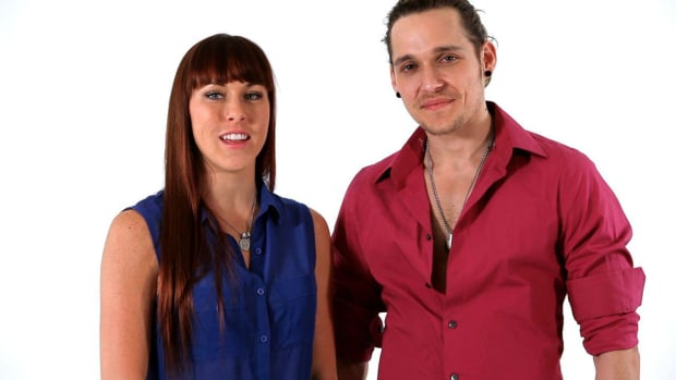 ZO. How to Latin Dance with Ashlé Dawson & Henri Velandia Promo Image