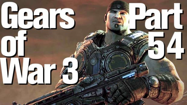 ZZB. Gears of War 3 Walkthrough: Act 5 Chapter 1 (2 of 3) Promo Image
