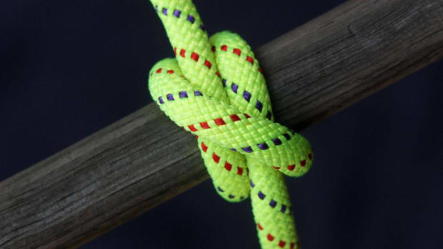 B. How to Tie a Clove Hitch Knot Promo Image