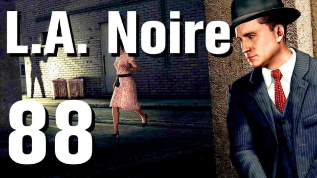 "ZZZJ. L.A. Noire Walkthrough Part 88: ""Manifest Destiny"" (4 of 10) Promo Image"