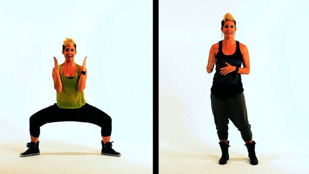 ZS. How to Do a Hip-Hop Dance Workout with Rachel Warren Promo Image