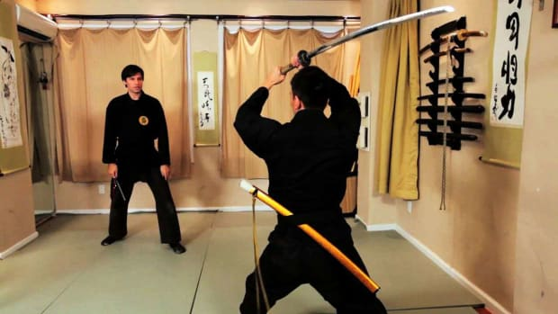 ZZZG. Martial Arts as Sport & Self-Defense Promo Image