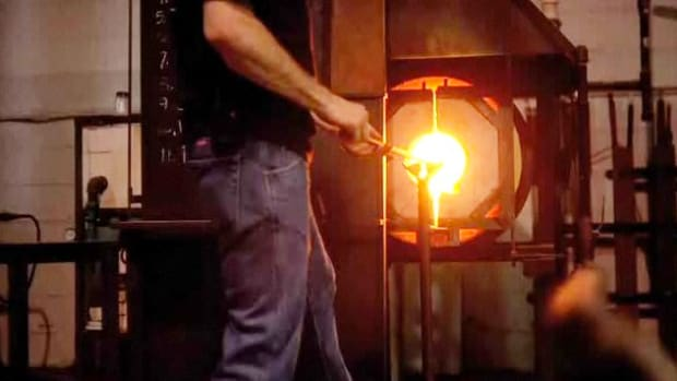 M. 4 Glory Hole Tips for Glassblowers Promo Image