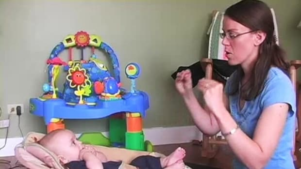 H. How to Teach Your Baby Sign Language Promo Image