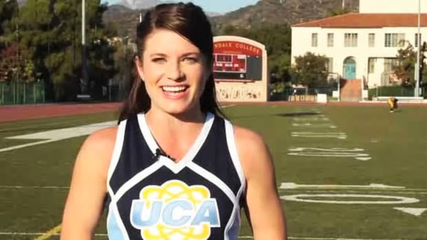 ZD. How to Be a Cheerleader with Ashley Cowan Promo Image