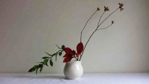 G. How to Learn the Basics of Ikebana Promo Image