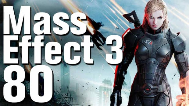 ZZZB. Mass Effect 3 Walkthrough Part 80 - Cronos Station Promo Image