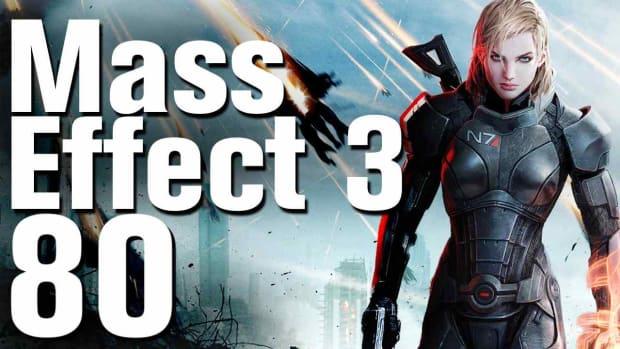 ZZZB. Mass Effect 3 Walkthrough Part 80 - Cronos Station Promo Image