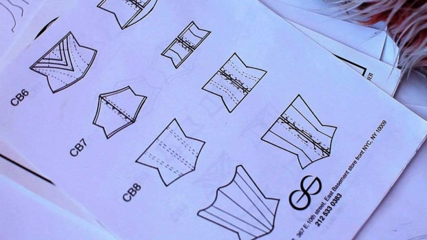 ZC. What Are Spec & Line Sheets / Flats in Fashion Design? Promo Image
