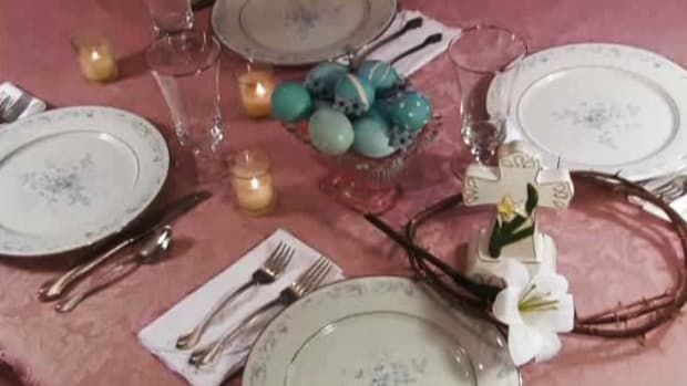 G. How to Decorate for Easter Promo Image