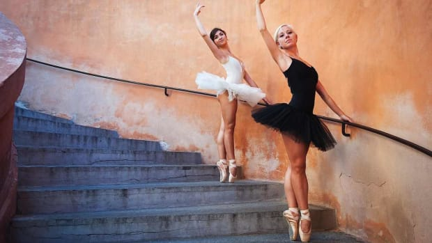 B. How to Get a Ballet Dancer's Body Promo Image