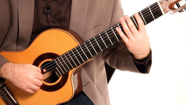 ZH. How to Use Tone, Expression & Dynamics in Fingerstyle Guitar Promo Image