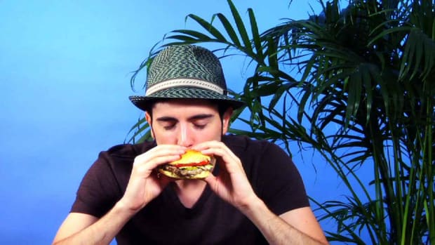 L. Quick Tips: How to Cook Hamburgers Faster Promo Image