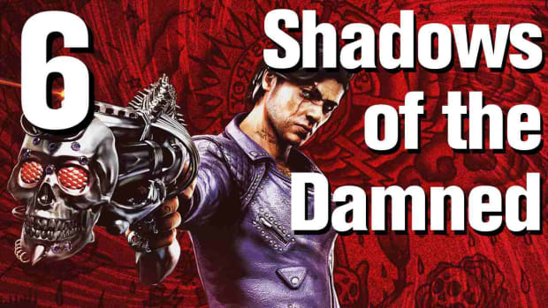 F. Shadows of the Damned Walkthrough: Act 2-1 Take Me To Hell (5 of 5) Promo Image