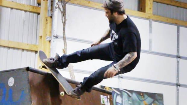 ZA. How to Do a Rock 'n Roll on a Skateboard Promo Image
