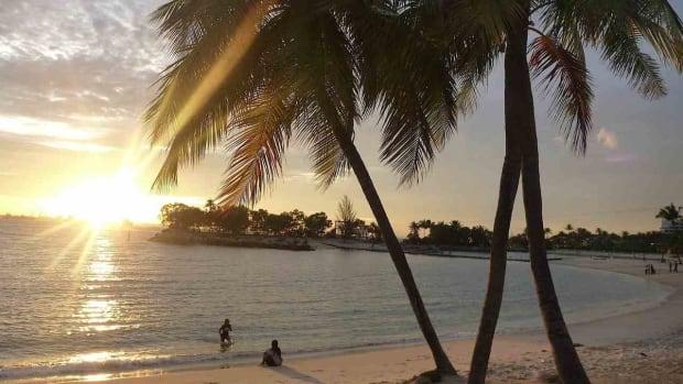 I. Visiting Sentosa Island Promo Image