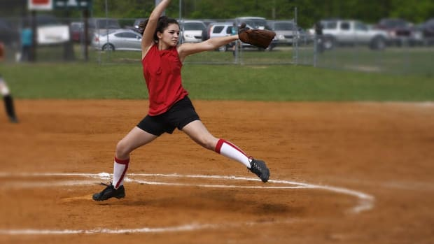 F. What Is Fast-Pitch Softball? Promo Image
