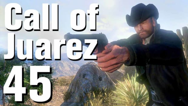 ZS. Call of Juarez The Cartel Walkthrough: Chapter 14 (1 of 2) Promo Image