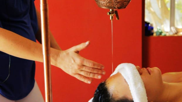 ZC. Ancient Science of Ayurveda & Ayurvedic Body Massage Promo Image