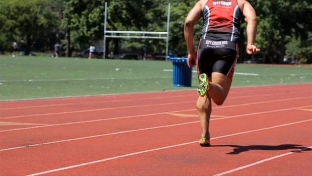 Z. 3 Best Tips for Running a 400-Meter Dash Promo Image