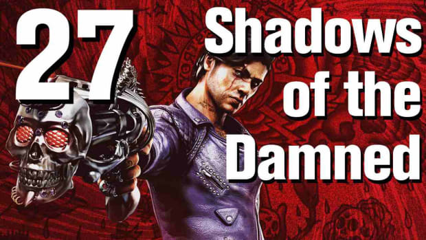 ZA. Shadows of the Damned Walkthrough: Act 4-2 Great Demon World Village Promo Image