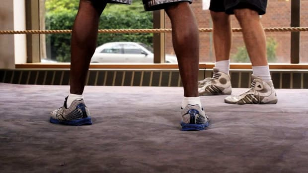 H. How to Pivot, Walk & Speed Step in Boxing Promo Image