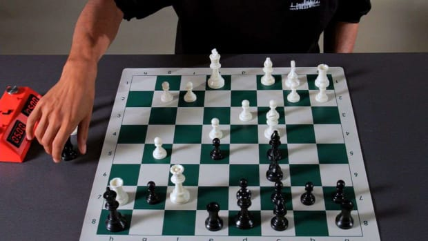ZJ. Basics of The Italian Game in Chess Promo Image