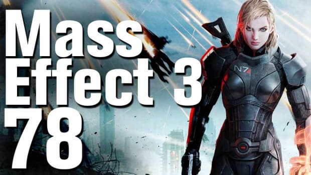 ZZZ. Mass Effect 3 Walkthrough Part 78 - Cronos Station Promo Image