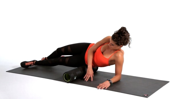 ZM. Should You Foam Roll If You Are Sore? Promo Image