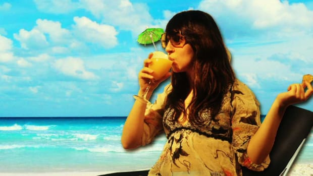 Z. Health to Go: How to Offset Piña Coladas on a Beach Vacation Promo Image