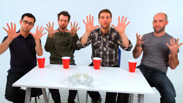V. How to Play the Drinking Game Never Have I Ever aka I Never Promo Image
