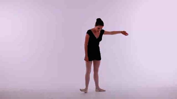 A. How to Do the 5 Basic Ballet Positions Promo Image