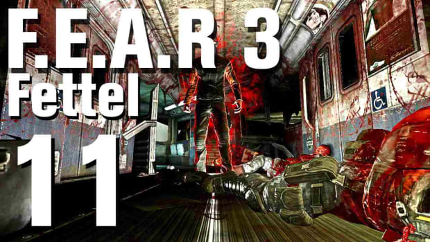 K. F.E.A.R. 3 Fettel Walkthrough Part 11: Slums (3 of 6) Promo Image