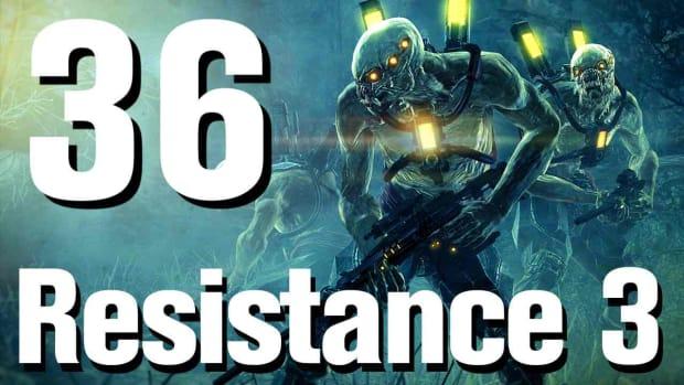 ZJ. Resistance 3 Walkthrough Part 36: Commitment Promo Image