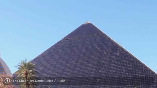 ZI. What Are the Highlights of the Luxor Las Vegas? Promo Image