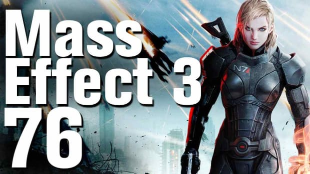 ZZX. Mass Effect 3 Walkthrough Part 76 - Sanctuary Promo Image
