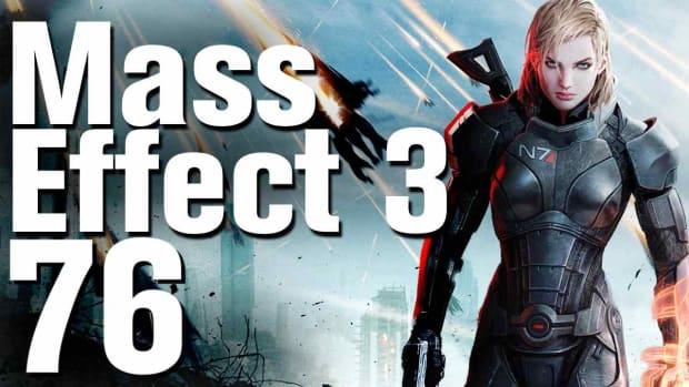 ZZX. Mass Effect 3 Walkthrough Part 76 - Sanctuary Promo Image