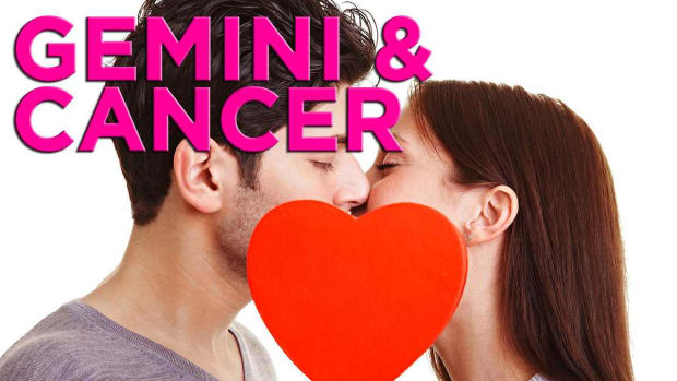 ZW. Are Gemini & Cancer Compatible? Promo Image