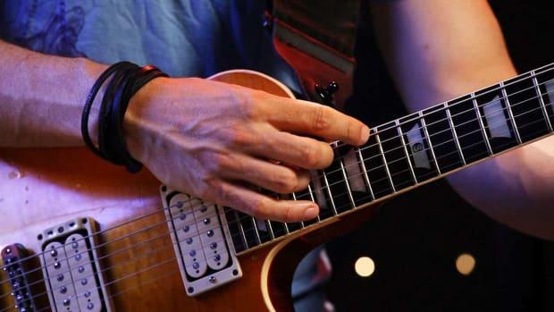 ZC. How to Play Pinch Harmonics on Heavy Metal Guitar Promo Image